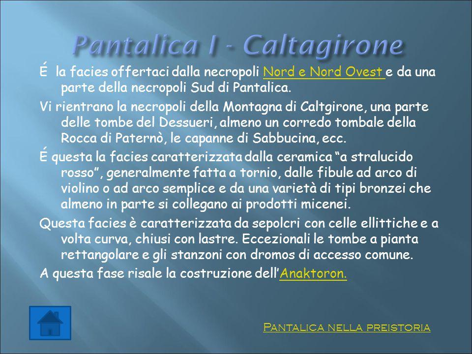 Pantalica I - Caltagirone