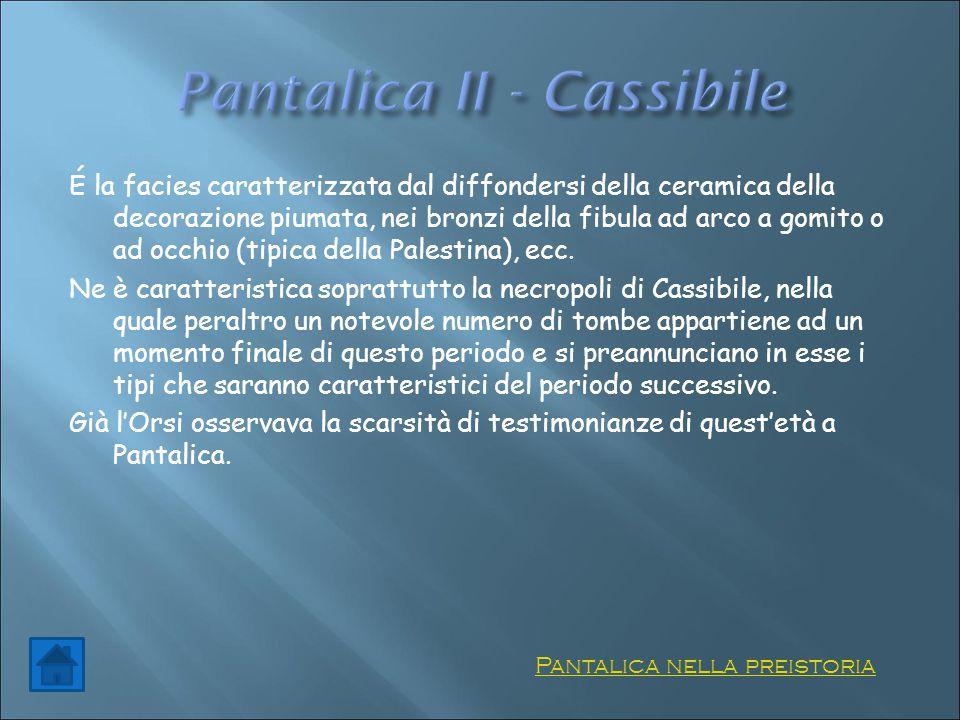 Pantalica II - Cassibile