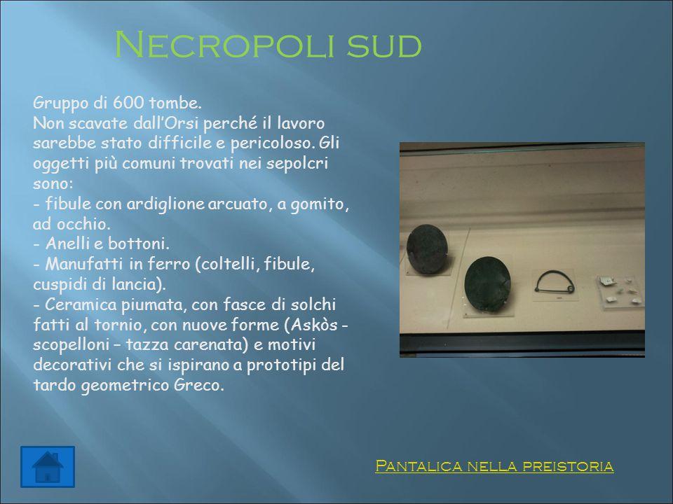 Necropoli sud