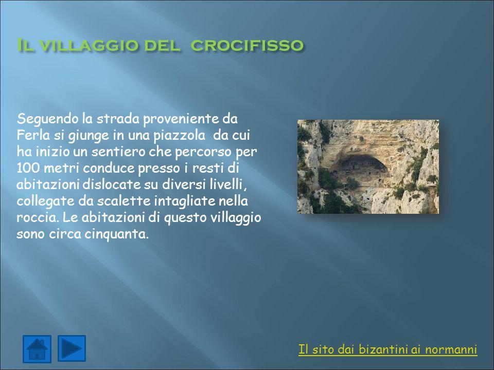 Il villaggio del crocifisso
