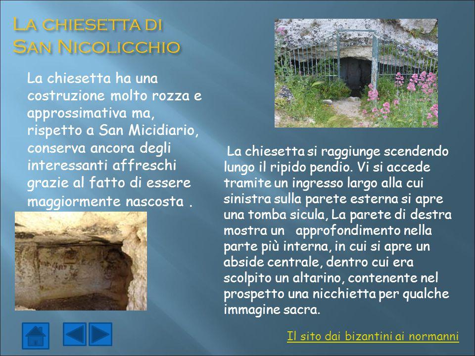 La chiesetta di San Nicolicchio