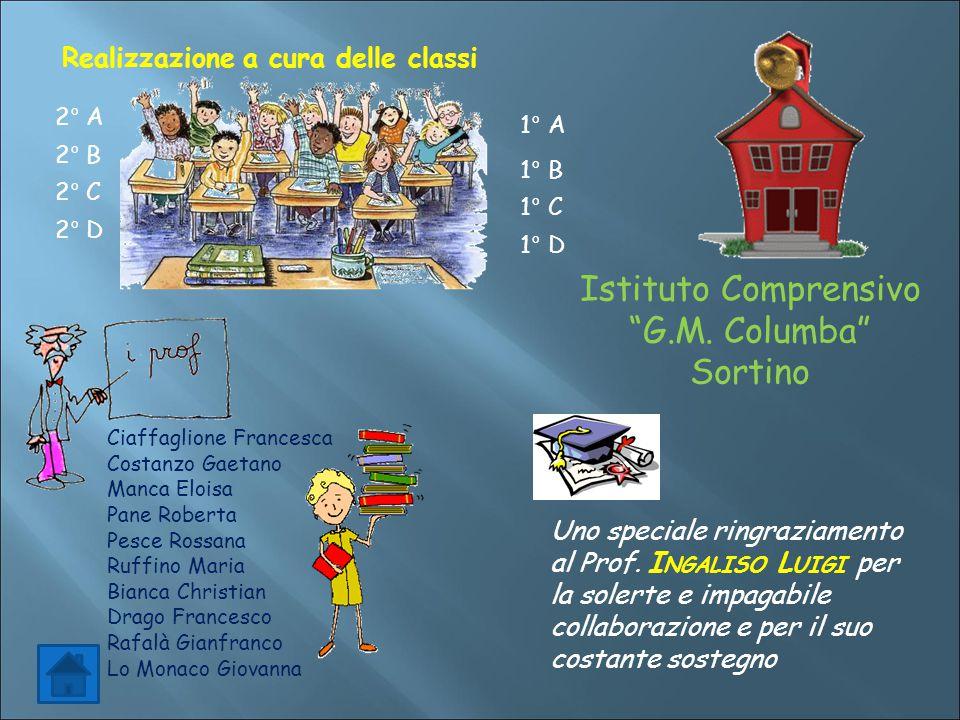 Istituto Comprensivo G.M. Columba Sortino