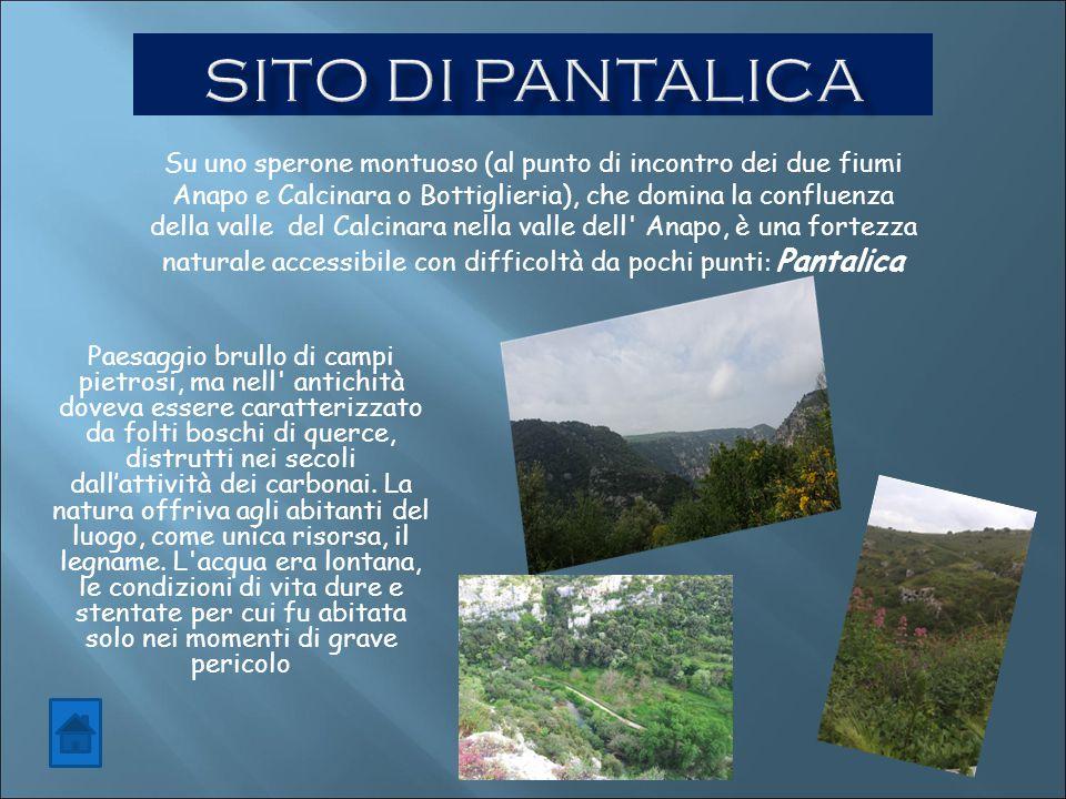 Sito di Pantalica