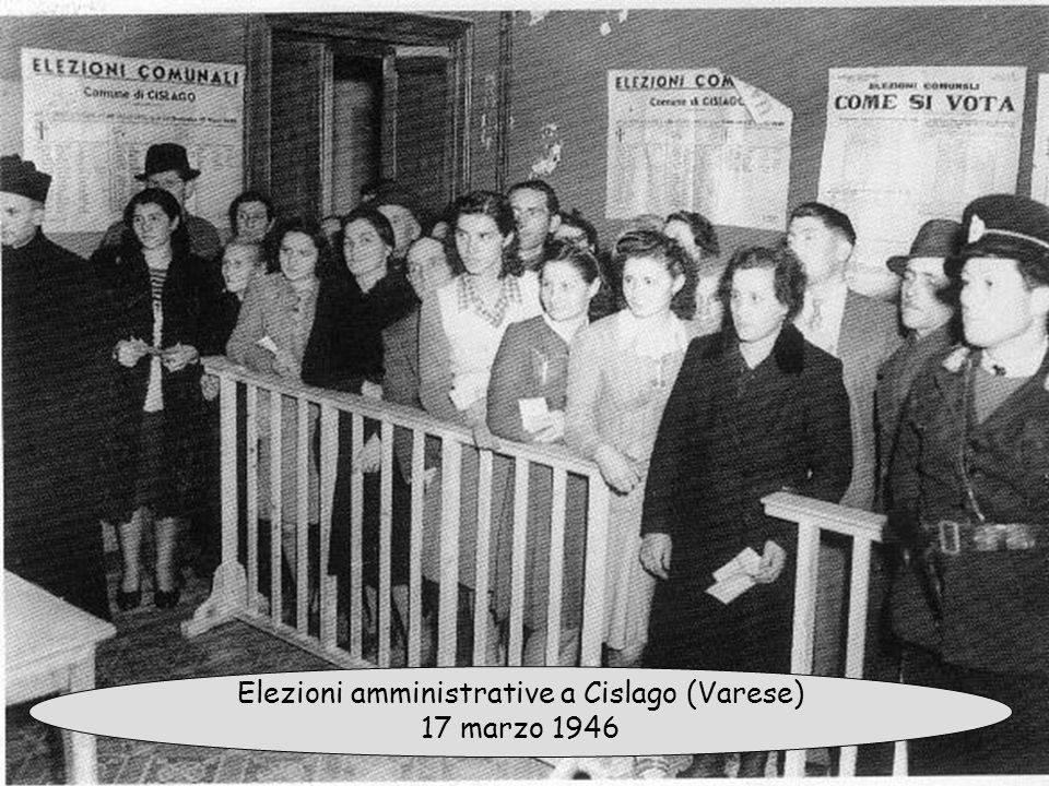 Elezioni amministrative a Cislago (Varese)