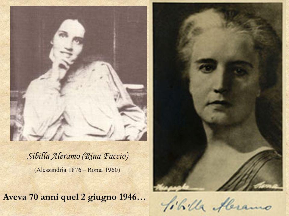 Sibilla Aleràmo (Rina Faccio)