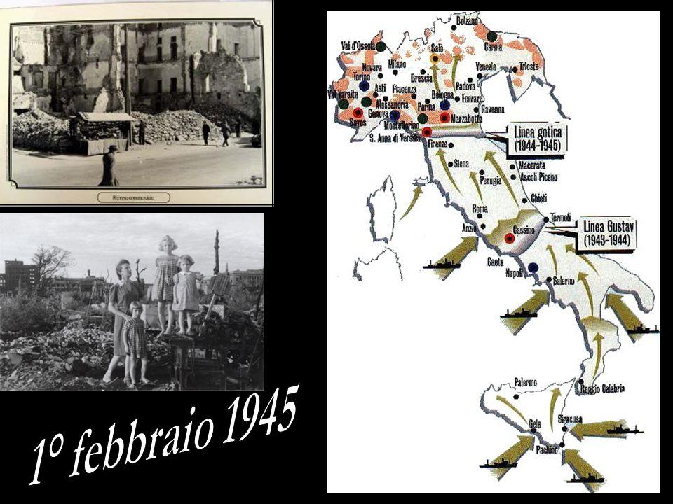 1° febbraio 1945