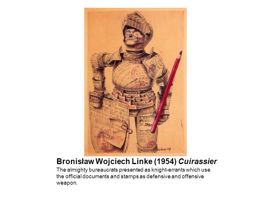 Bronisław Wojciech Linke (1954) Cuirassier