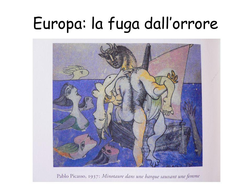 Europa: la fuga dall'orrore