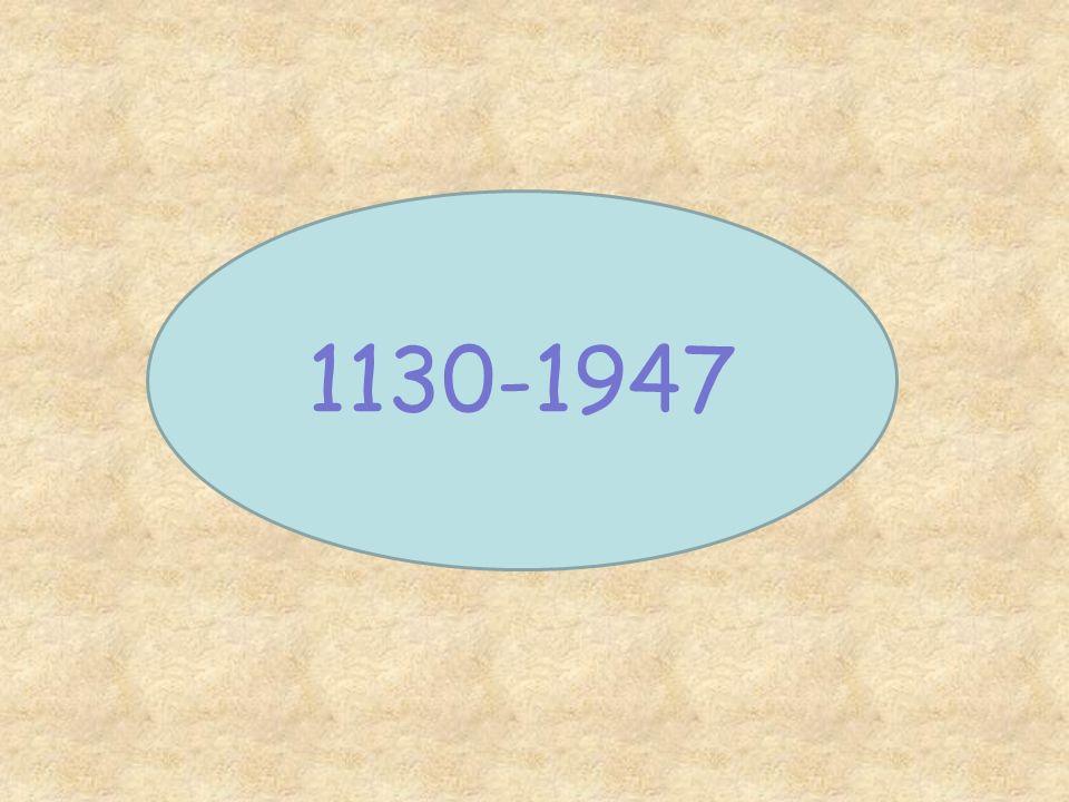 1130-1947 1130-1947