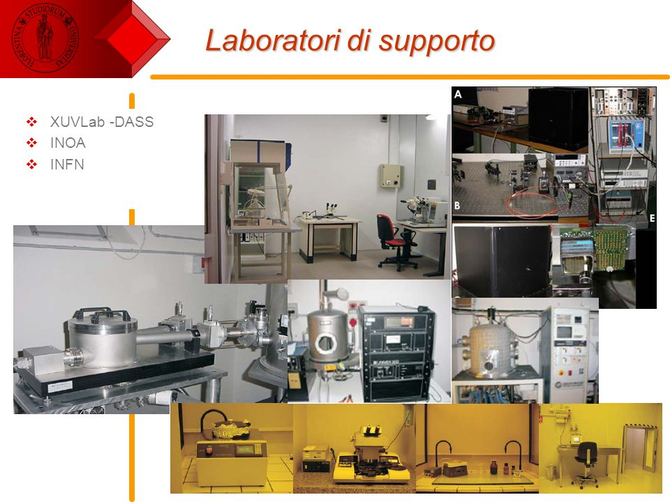Laboratori di supporto