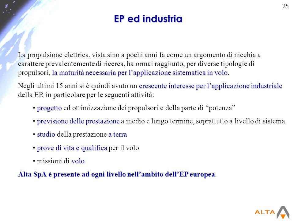 EP ed industria