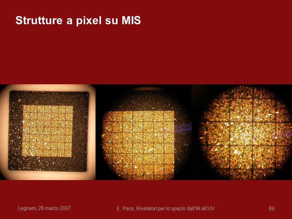 Strutture a pixel su MIS