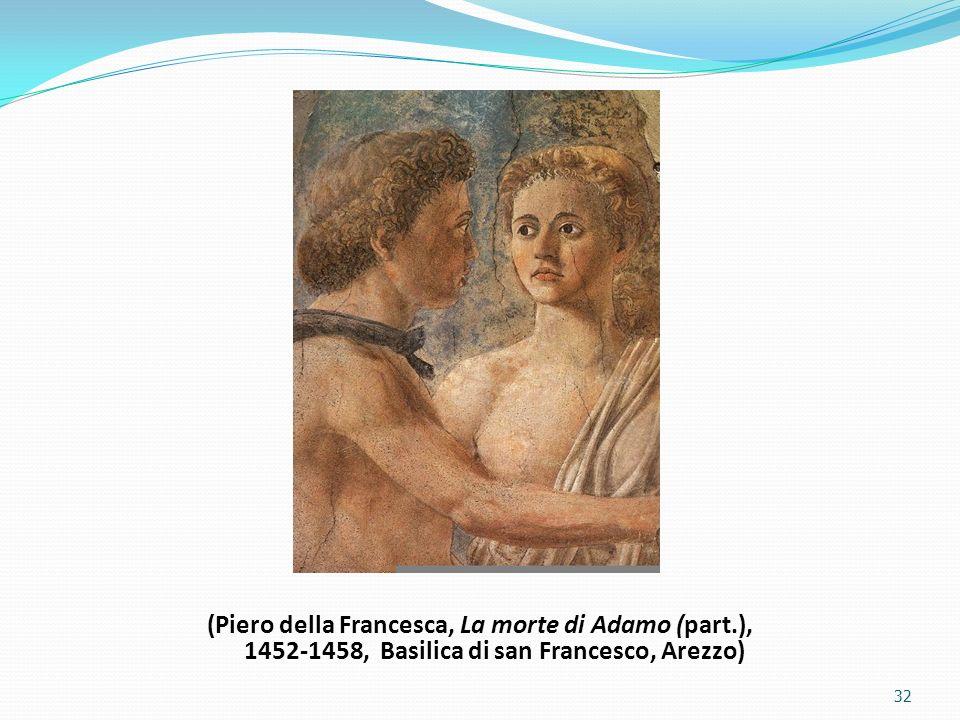 (Piero della Francesca, La morte di Adamo (part