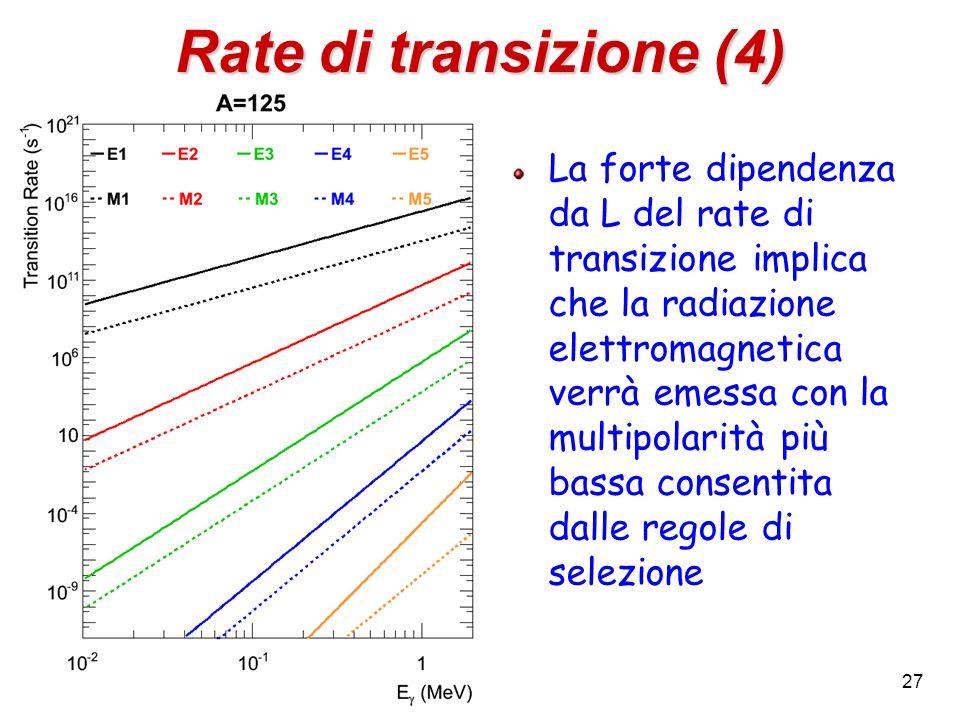 Rate di transizione (4)