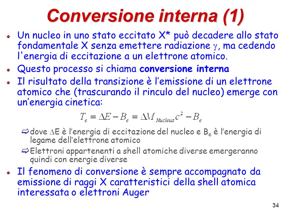 Conversione interna (1)