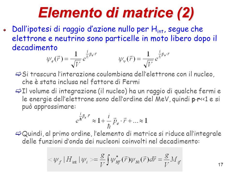 Elemento di matrice (2)