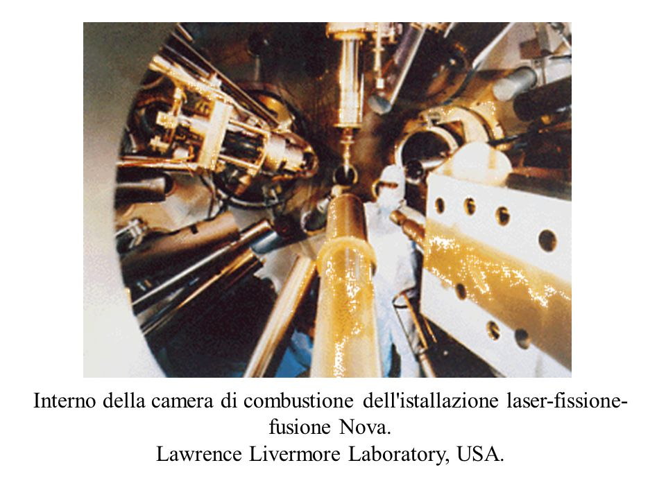 Lawrence Livermore Laboratory, USA.