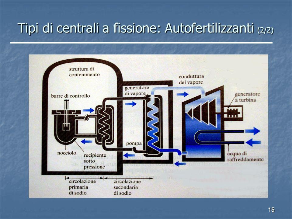 Tipi di centrali a fissione: Autofertilizzanti (2/2)