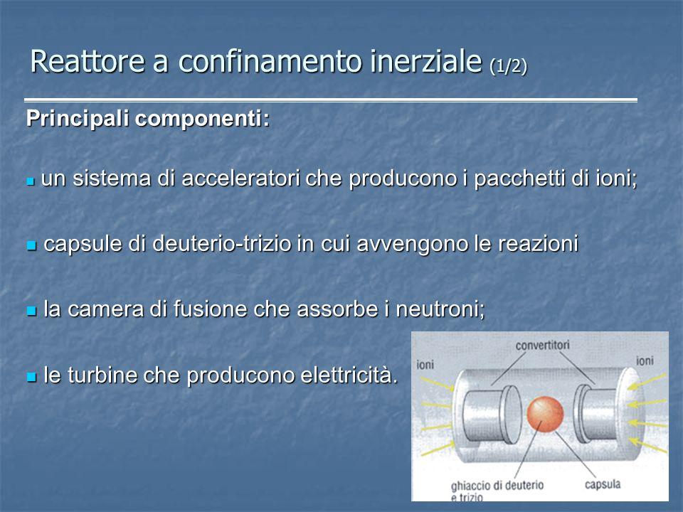 Reattore a confinamento inerziale (1/2)