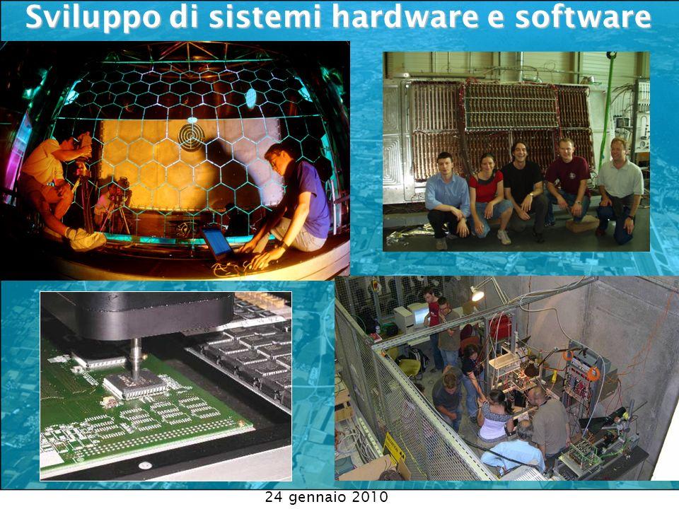 Sviluppo di sistemi hardware e software