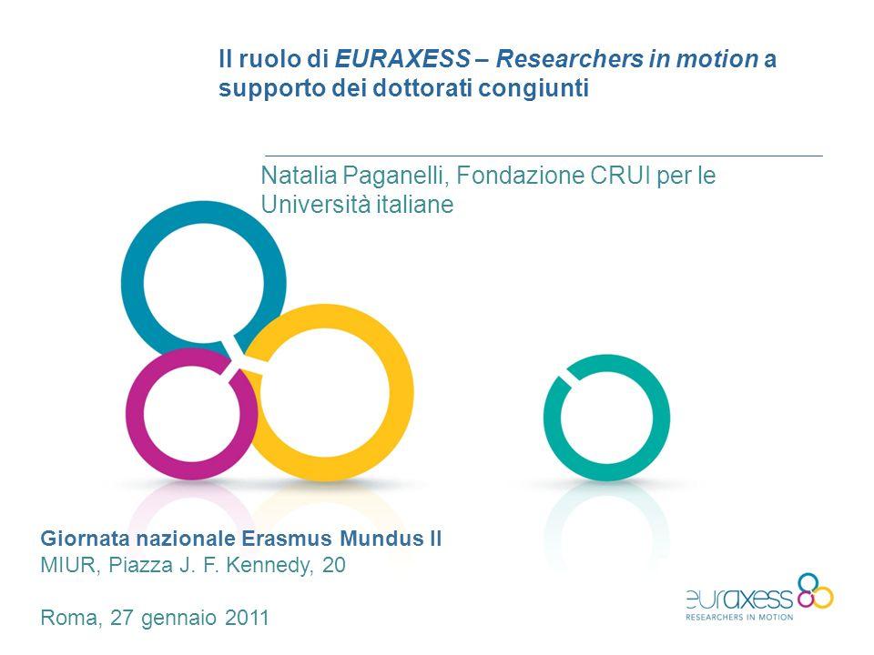 Natalia Paganelli, Fondazione CRUI per le Università italiane