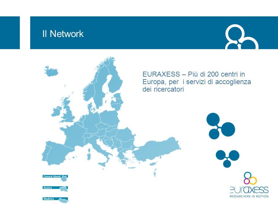 Il Network EURAXESS – Più di 200 centri in Europa, per i servizi di accoglienza dei ricercatori