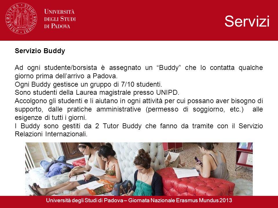 Servizi Servizio Buddy
