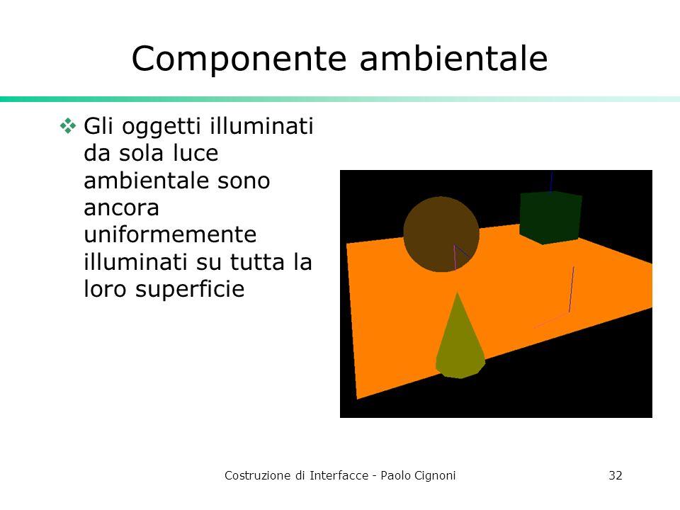 Componente ambientale