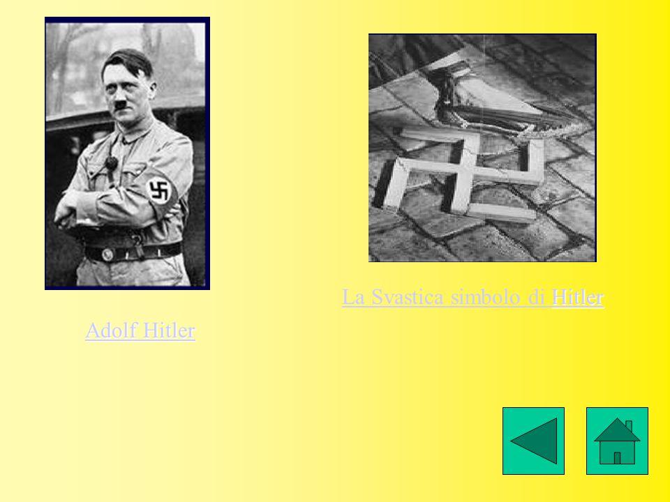 La Svastica simbolo di Hitler