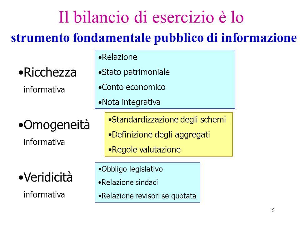 strumento fondamentale pubblico di informazione