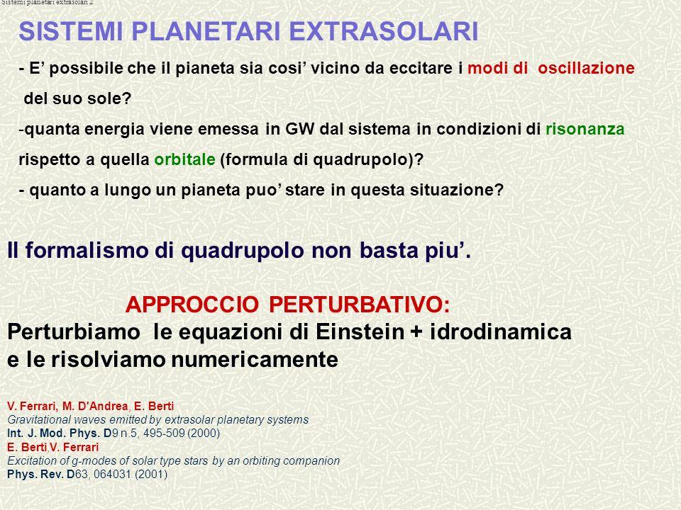 Sistemi planetari extrasolari 2