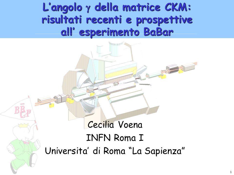 Universita' di Roma La Sapienza