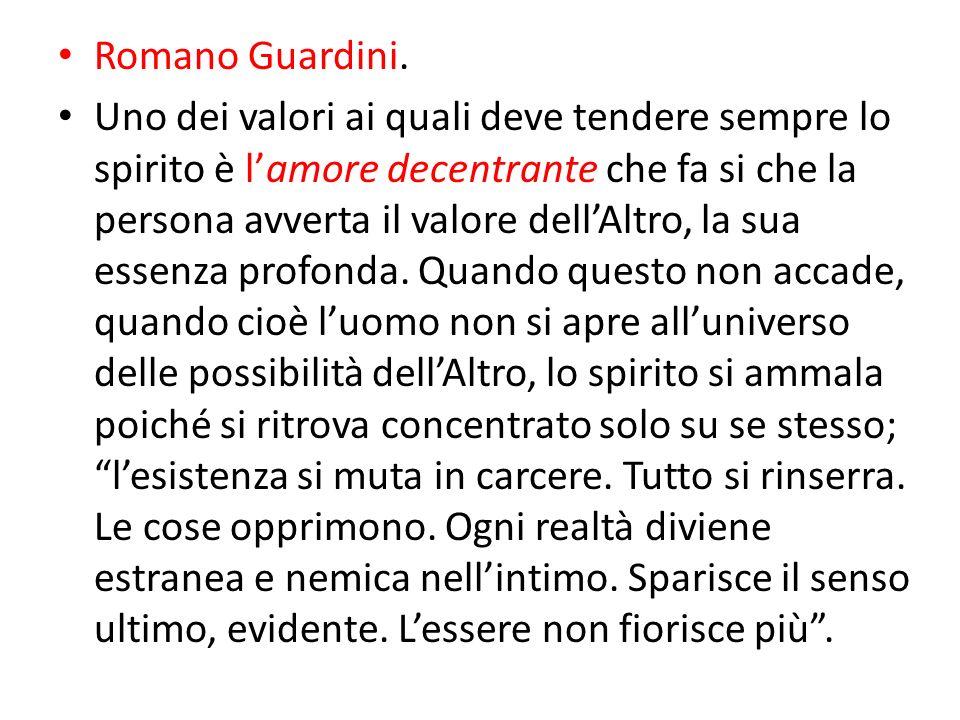 Romano Guardini.