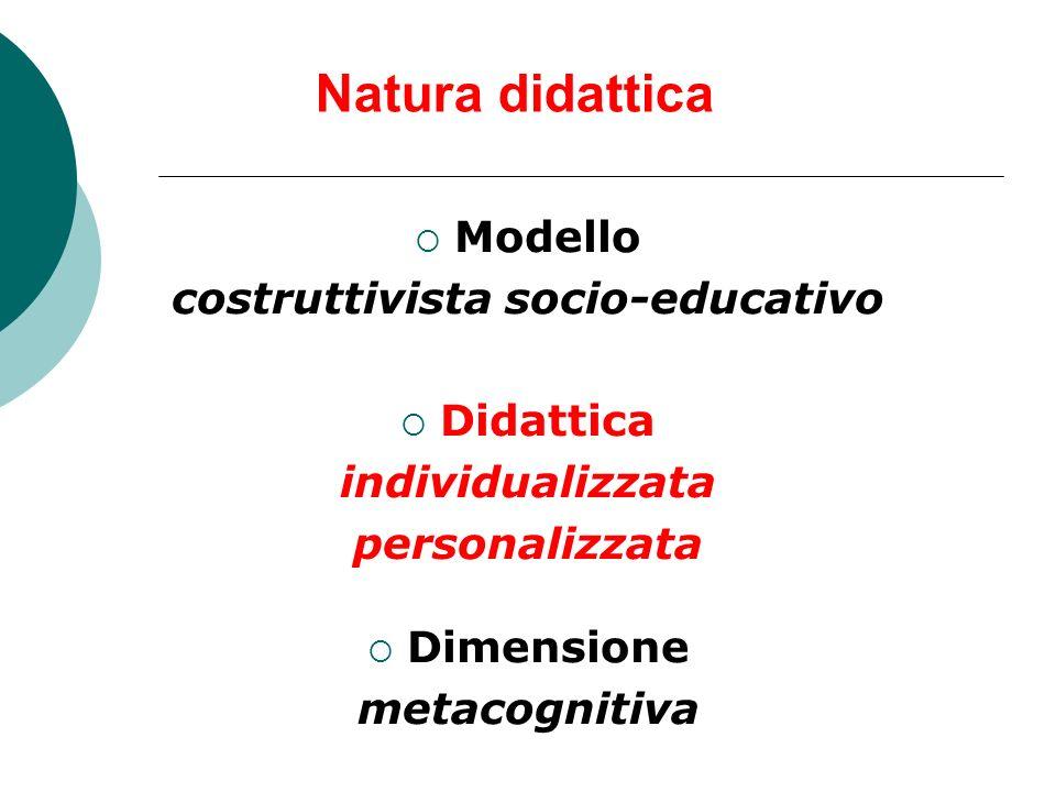 costruttivista socio-educativo