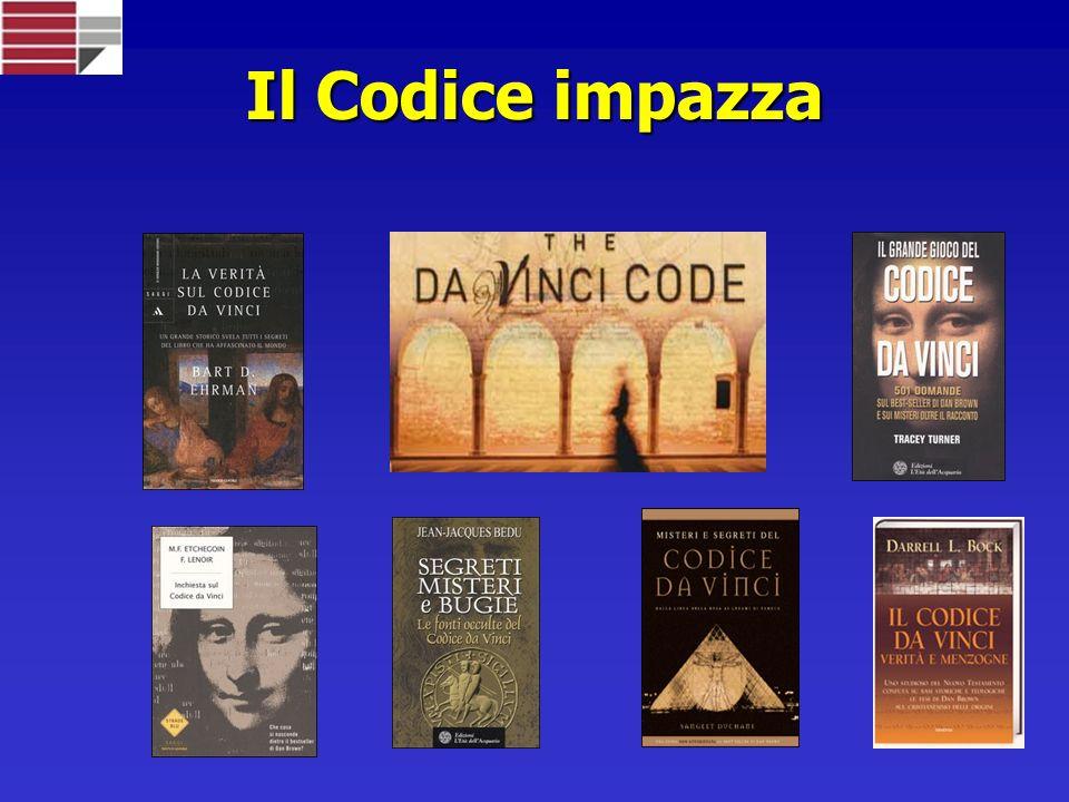 Il Codice impazza