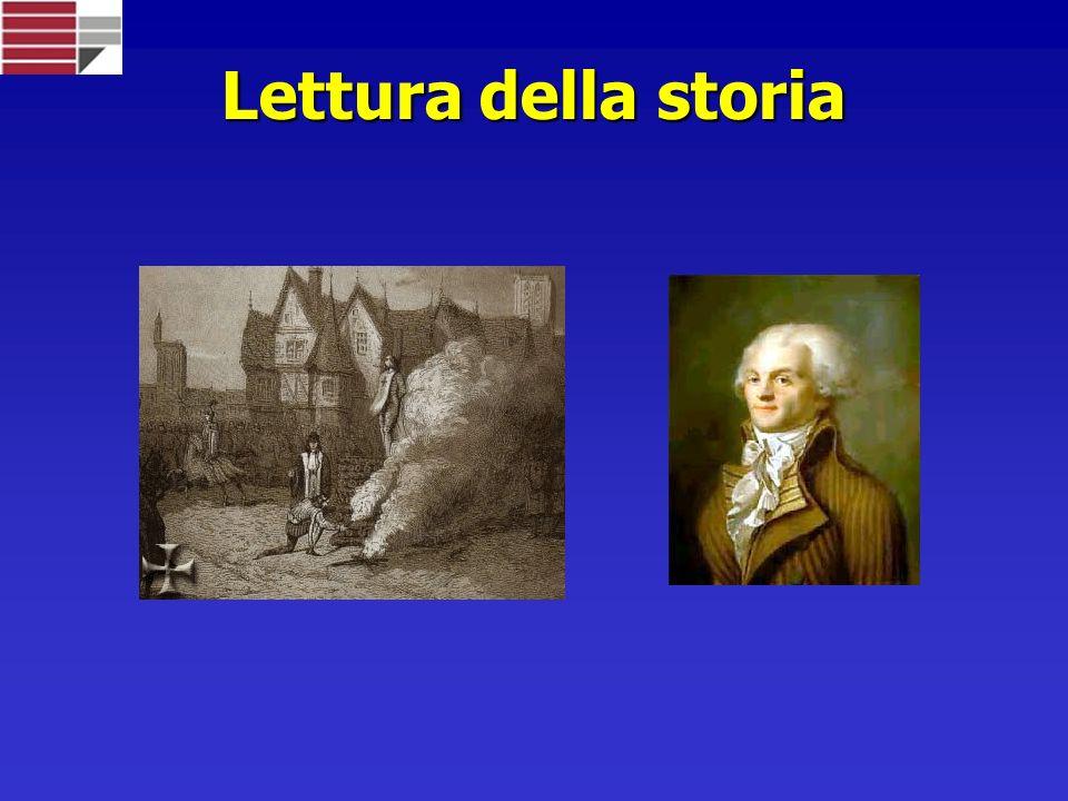 Lettura della storia