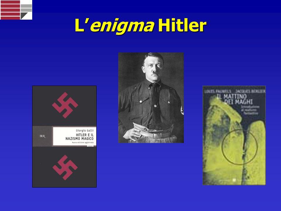L'enigma Hitler