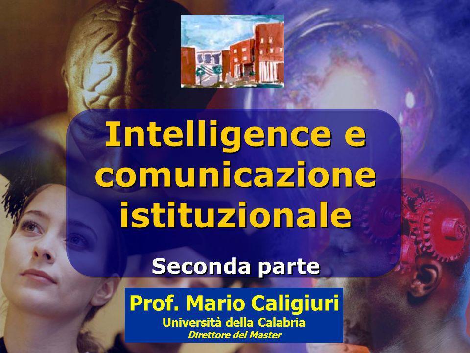 comunicazione istituzionale Università della Calabria