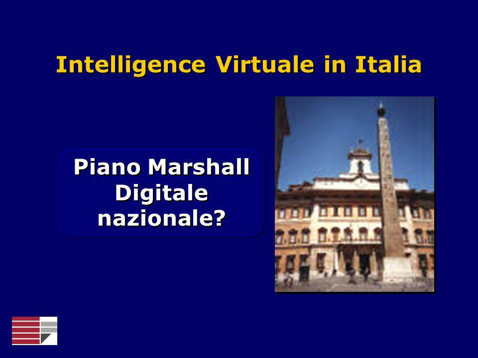 Intelligence Virtuale in Italia