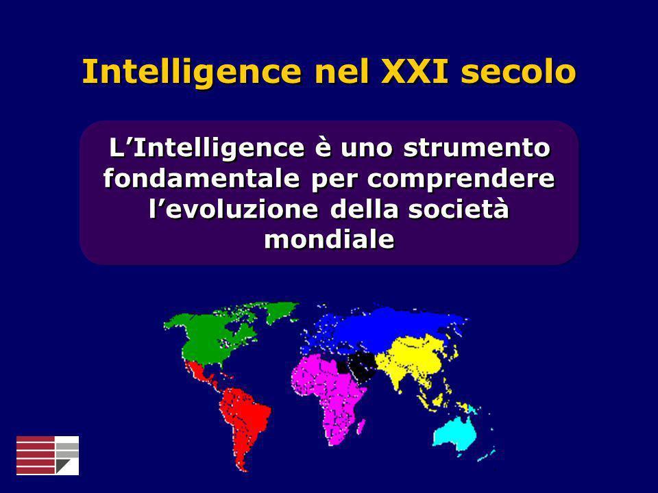 Intelligence nel XXI secolo