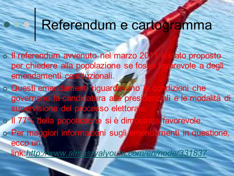 Referendum e cartogramma