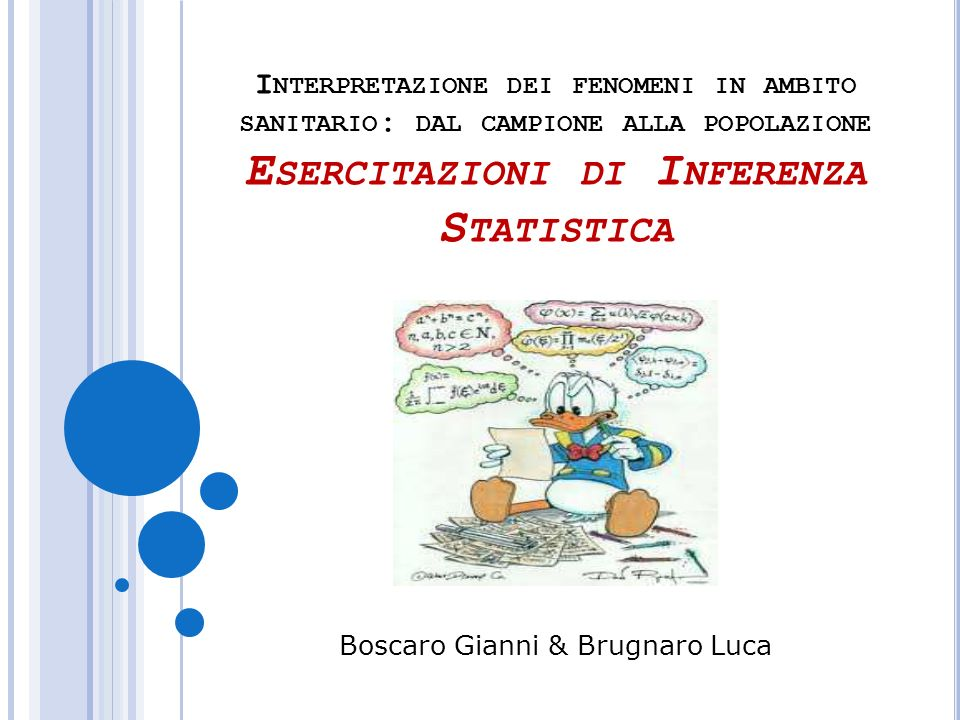 Boscaro Gianni & Brugnaro Luca