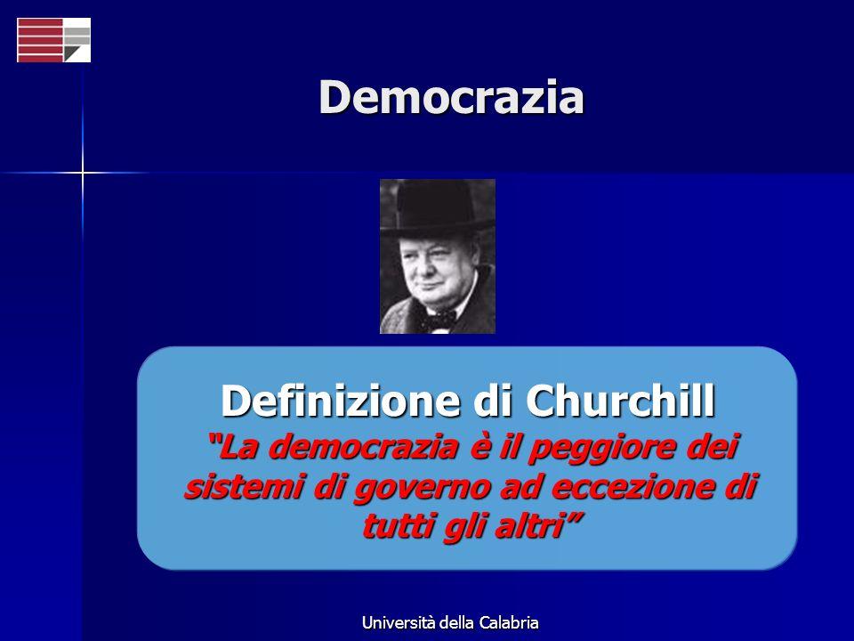 Definizione di Churchill