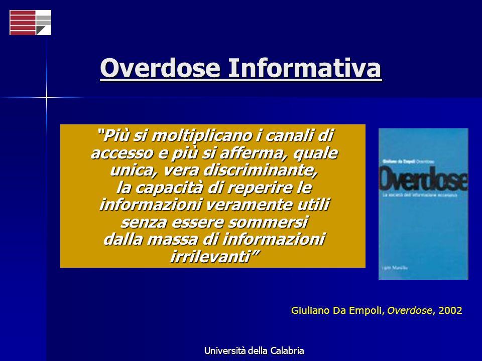 Overdose Informativa