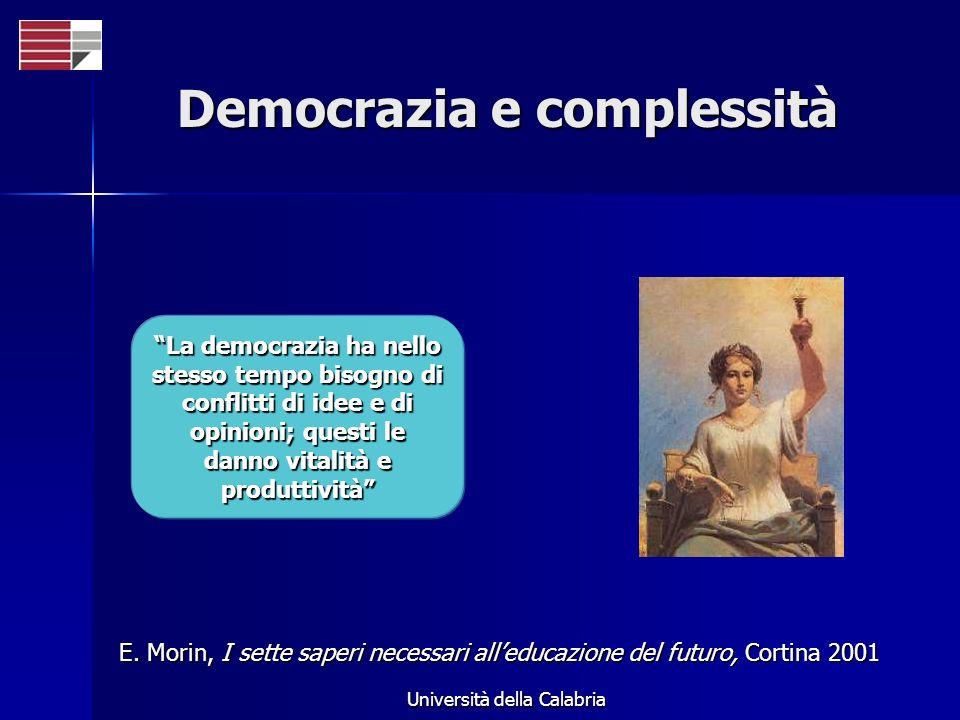 Democrazia e complessità