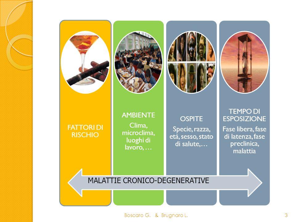 MALATTIE CRONICO-DEGENERATIVE