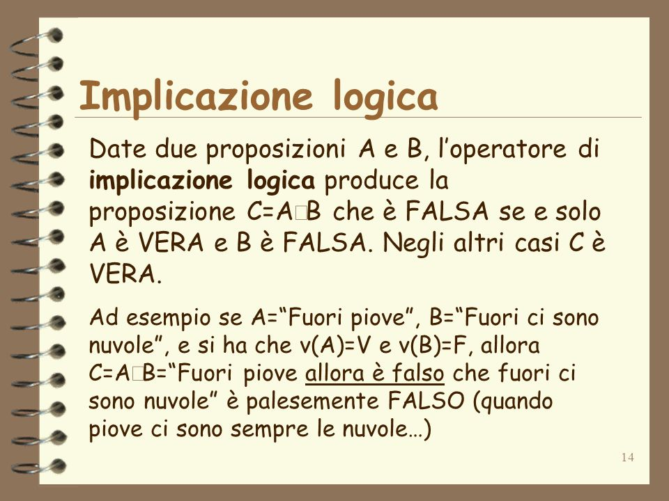 Implicazione logica