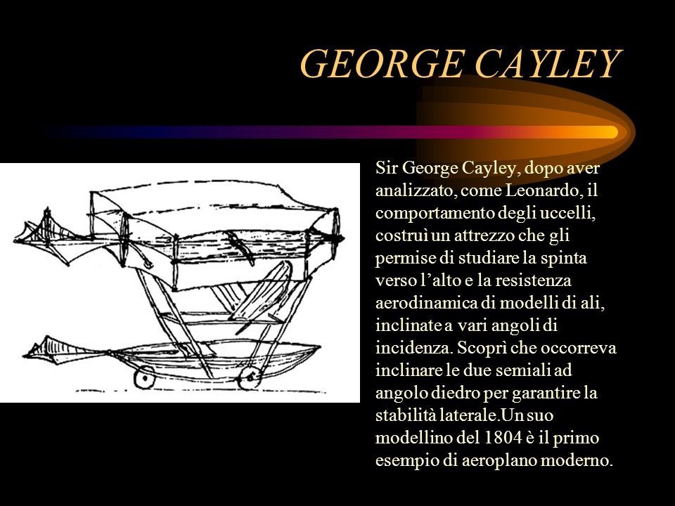 GEORGE CAYLEY