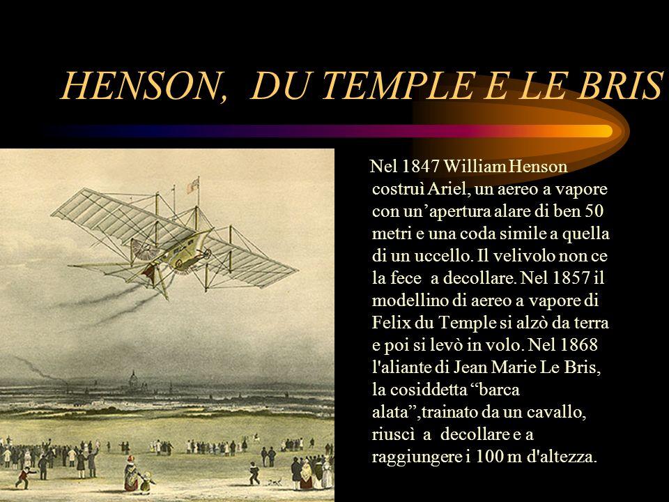 HENSON, DU TEMPLE E LE BRIS