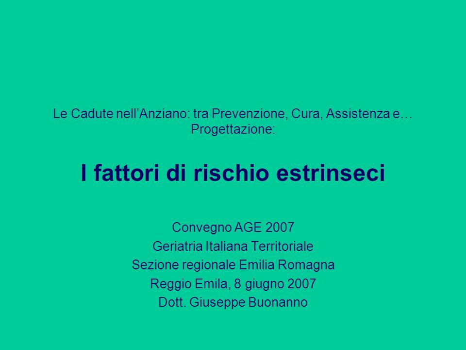 Geriatria Italiana Territoriale Sezione regionale Emilia Romagna